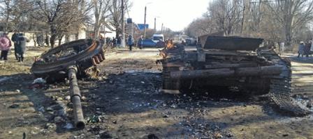 Prions pour L'Ukraine