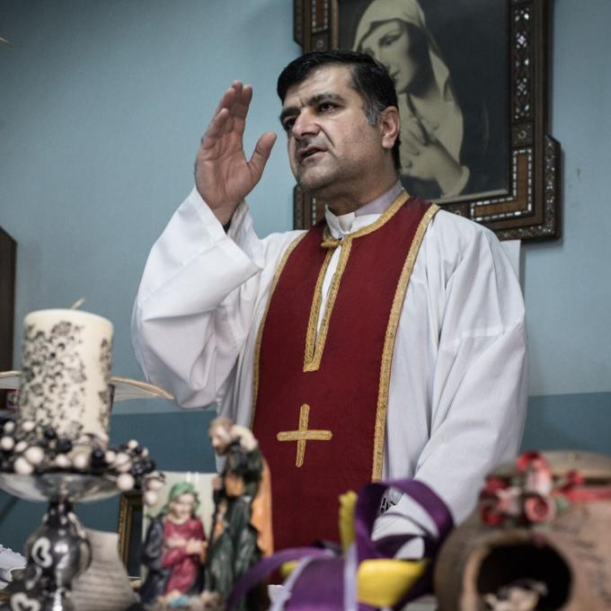 Prions pour le père Joseph Ibrahim Bedoyan