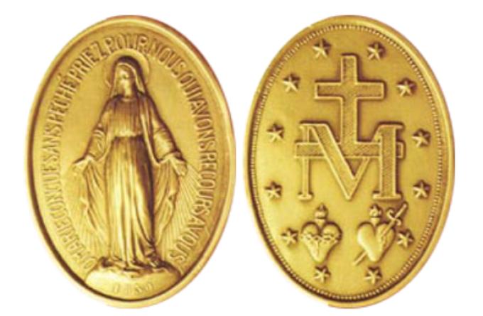 O Marie conçue sans péché, priez pour nous qui avons recours à vous