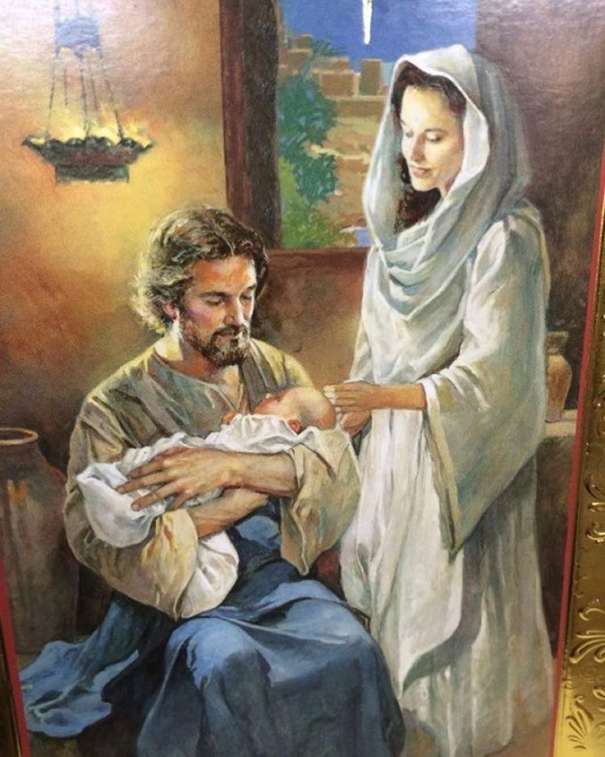 St Joseph, the model of manhood