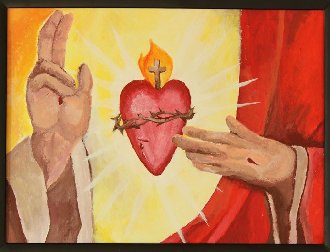 Jour 2 - Je n'arrive pas à pardonner...? Présente ton cœur au Seigneur !