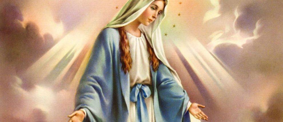 Les litanies avec Marie