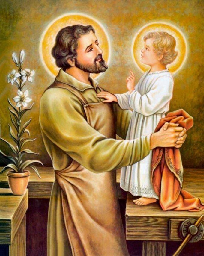 Ô saint Joseph