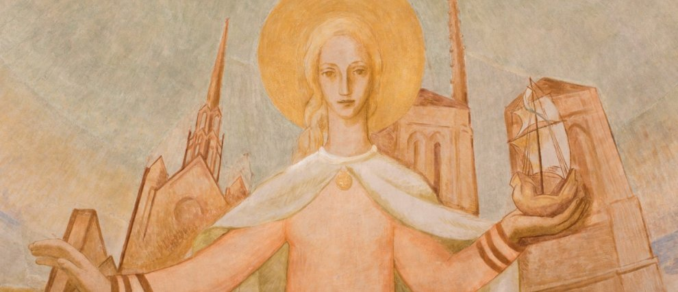 Neuvaine à Sainte Geneviève