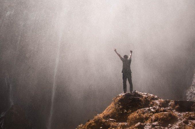 Jeudi 5 décembre : m'appuyer sur le roc