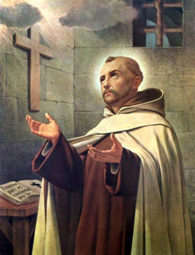 Samedi 14 décembre : Avec saint Jean de la Croix