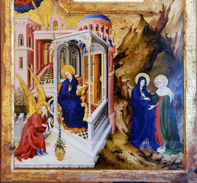 Samedi 21 décembre : accueillir Marie