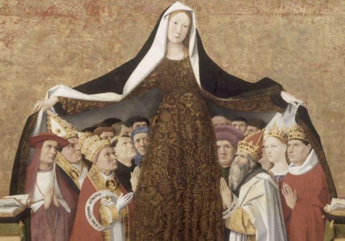 Jour 3 de la septaine: le chapelet des consacrés