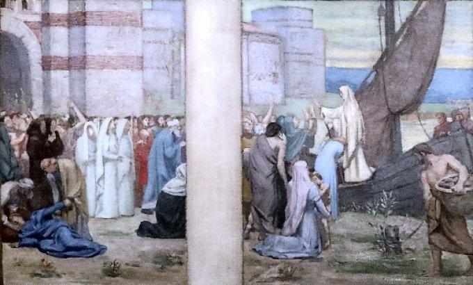 Jour 1 - Neuvaine à Sainte Geneviève