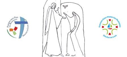 l'Évangile de l'Avent 2019 des paroissiens roannais