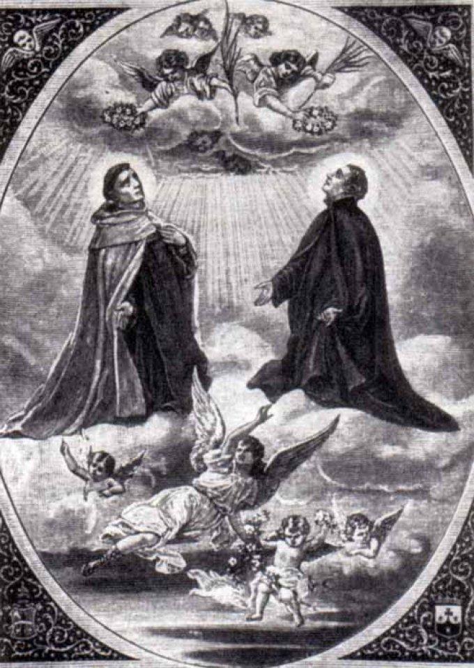 Bienheureux Denis et Rédempt, martyrs de notre Ordre