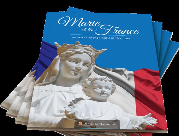 Marie et la France : un lien extraordinaire à redécouvrir !