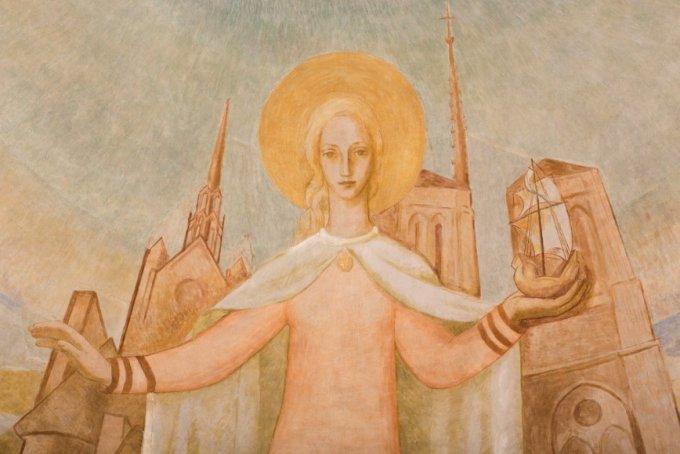 Jour 9 - Neuvaine à Sainte Geneviève