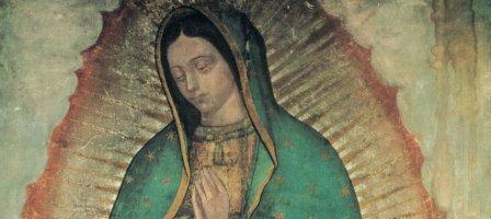 Triduo a Nuestra Señora de Guadalupe de México