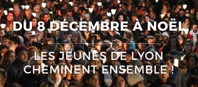 15 décembre - par les jeunes du Chemin Neuf