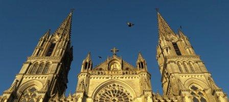 Vers Noël avec Notre-Dame de Montligeon