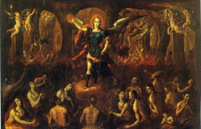Pour les âmes du purgatoire: miséricorde Seigneur