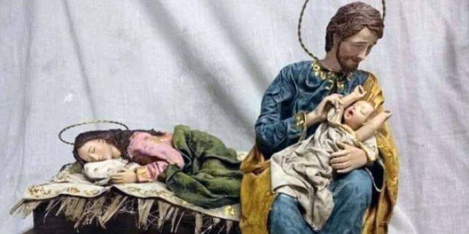 Pour toutes les âmes du purgatoire: miséricorde Petit Jésus