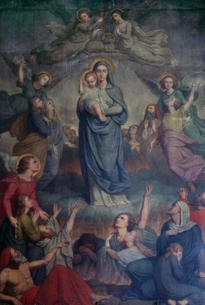 Pour les âmes qui crient vers Toi: miséricorde Seigneur
