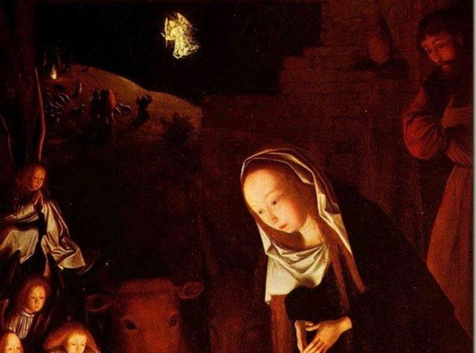 Sainte et joyeuse fête de Noël !