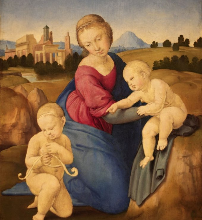 Avec Sainte Marie et le Bienheureux Charles d'Autriche ...