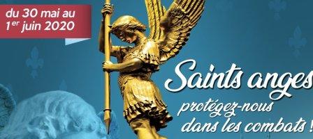 Anges Gardiens du pèlerinage de Paris à Chartres