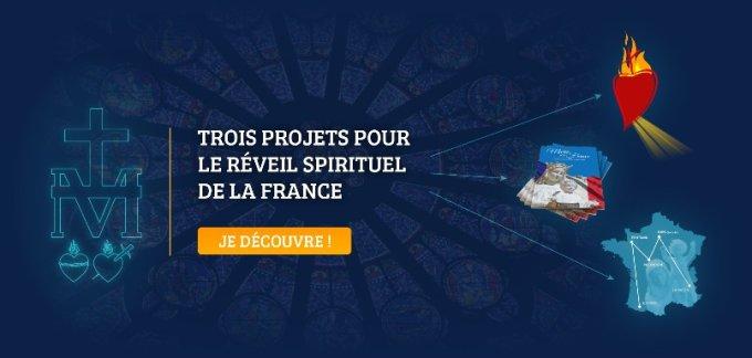 Trois projets pour la France