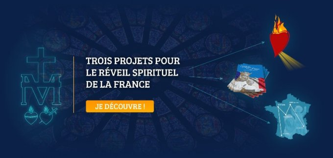 3 projets pour la France : mobilisons-nous !