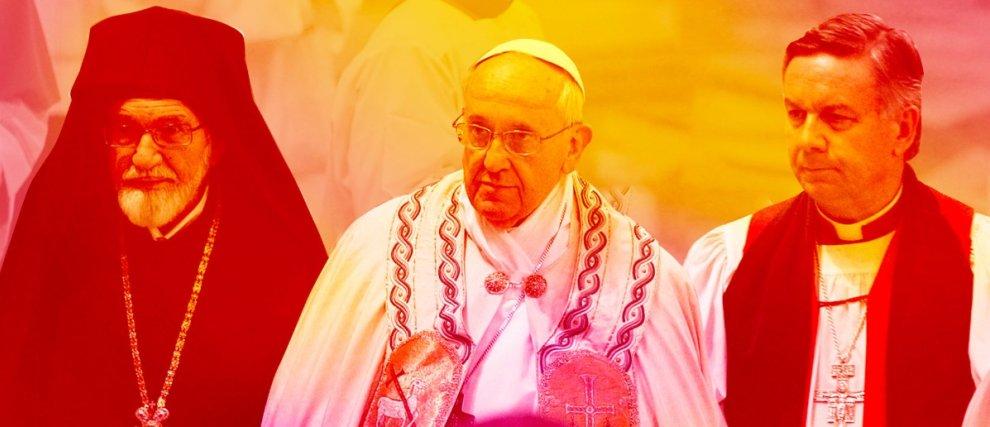 Prions ensemble pour l'unité des chrétiens !