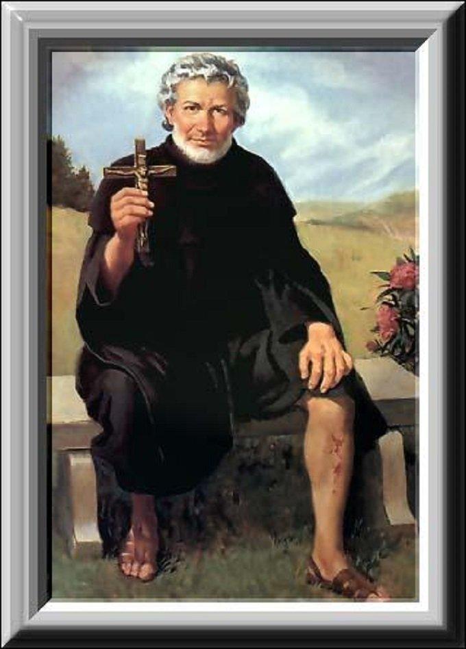 Day 1 - Saint Peregrine Novena