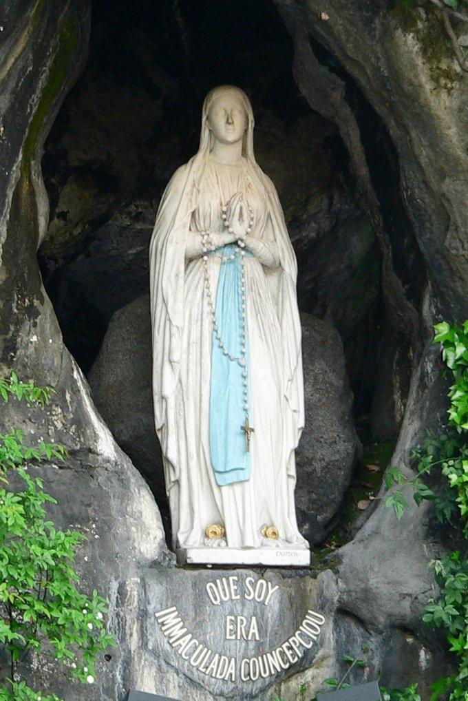 Rosaire à Notre-Dame de Lourdes du samedi 15 février : Mystères Joyeux