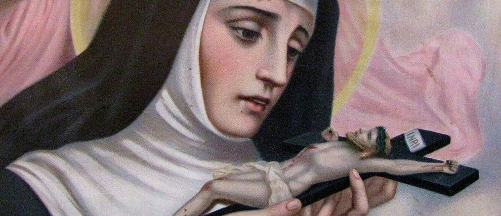 Saint Rita, Saint of the Impossible