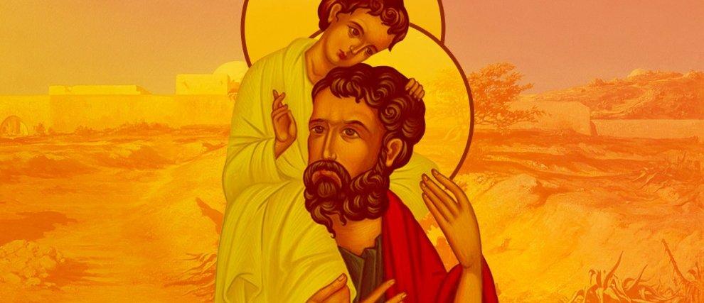 Neuvaine à saint Joseph 2020, avec Mgr Rey