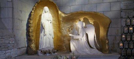 Neuvaine à Notre-Dame de la Prière de l'Ile Bouchard