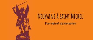 Neuvaine à saint Michel archange pour la France (2019)