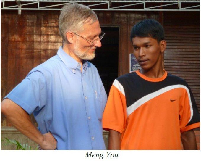 Témoignage du père Gérard Vogin, missionnaire au Cambodge