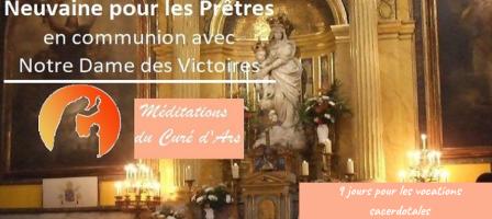 Neuvaine pour les prêtres