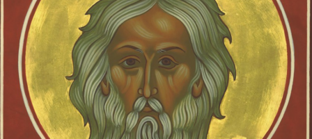 Lent 2020 with the Prophet Elijah