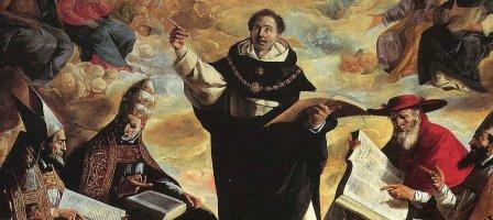 Novena a Santo Tomás de Aquino