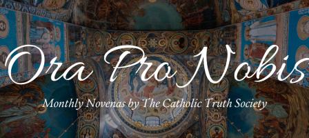 Ora Pro Nobis: Monthly Novenas