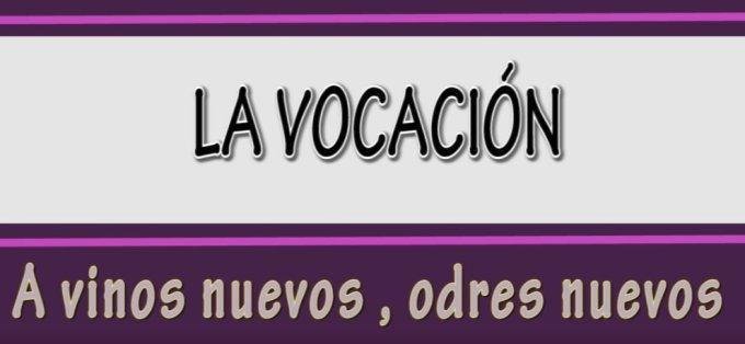 Tema No 2 - La vocación