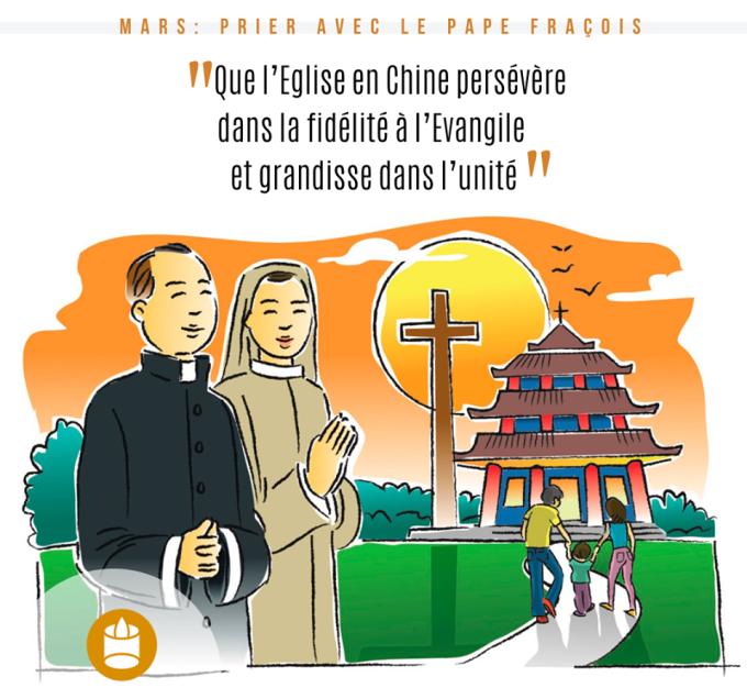 Prions pour les chrétiens de Chine
