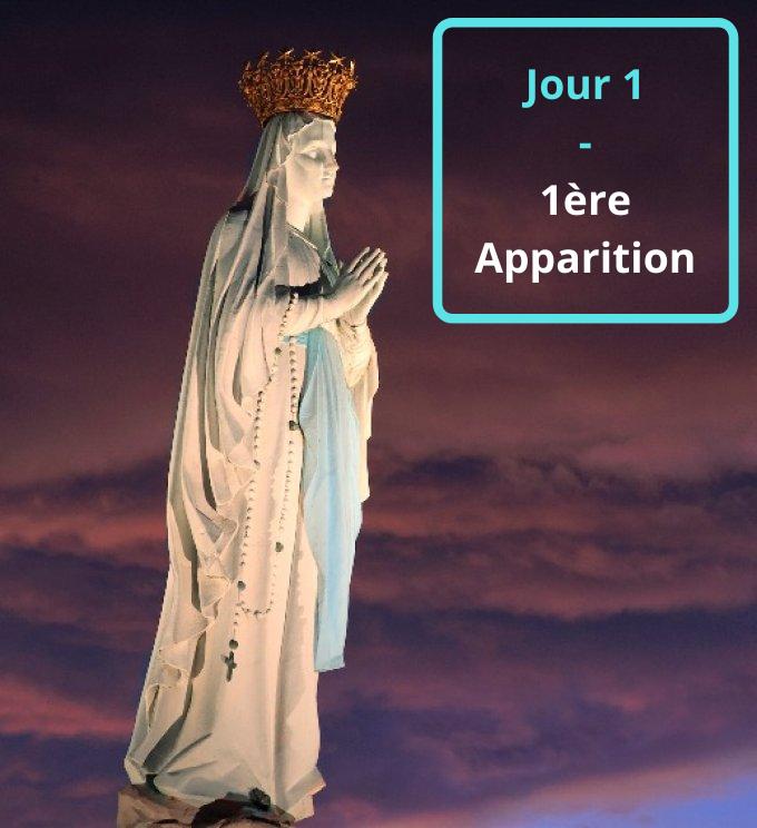 Jour 1 - 1ère Apparition