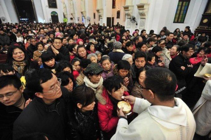 Il y a toujours plus de catholiques dans le monde