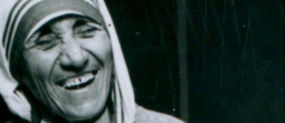 Listen to Jesus' thirst with Mother Teresa