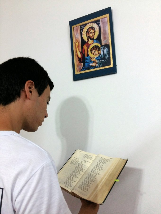 Jour 8 - Prier en ouvrant la Bible et notre coeur