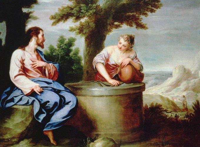 3ème Dimanche de Carême - Avoir soif de Dieu