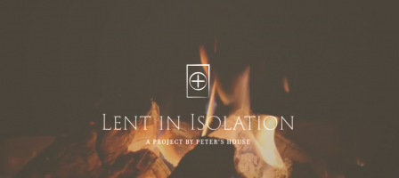 Lent In Isolation