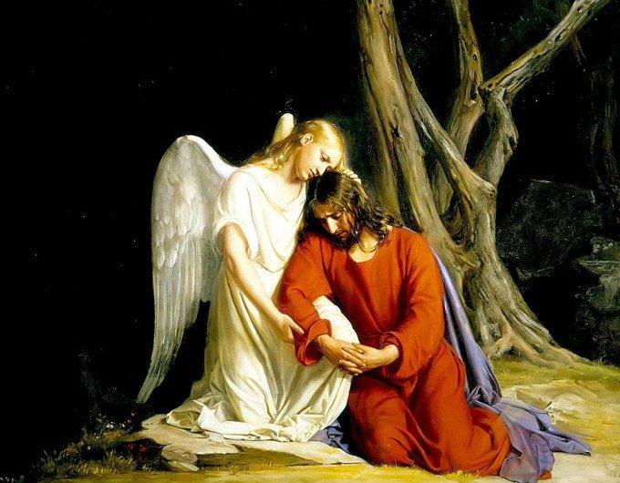 Merci Seigneur d'avoir affronté la souffrance et la mort pour nous, pécheurs