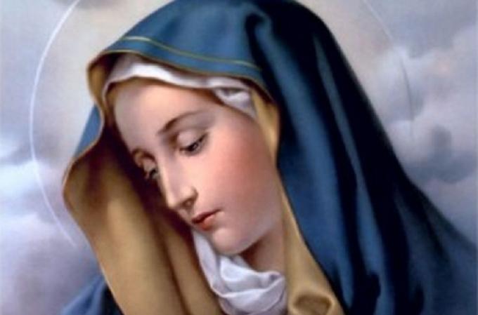 Marie, la servante du Seigneur